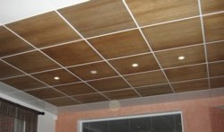 Cloisonalu plafond suspendu for Faux plafond demontable